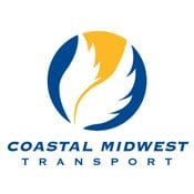Coastal Midwest Transport Logo