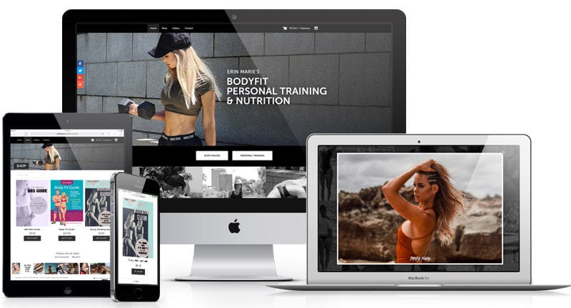 Erin Marie BodyFit Website