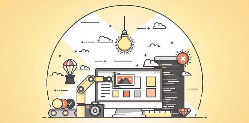Avoid DIY website builders Lethal Graphics